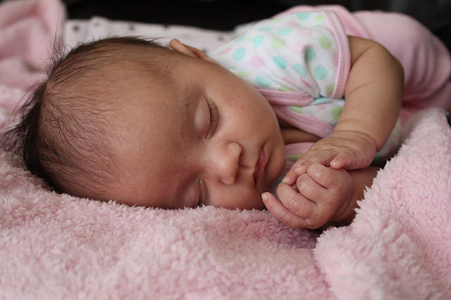 The Indiana State Department of Health promotes safe sleep habits as part of its efforts to reduce infant mortality.
