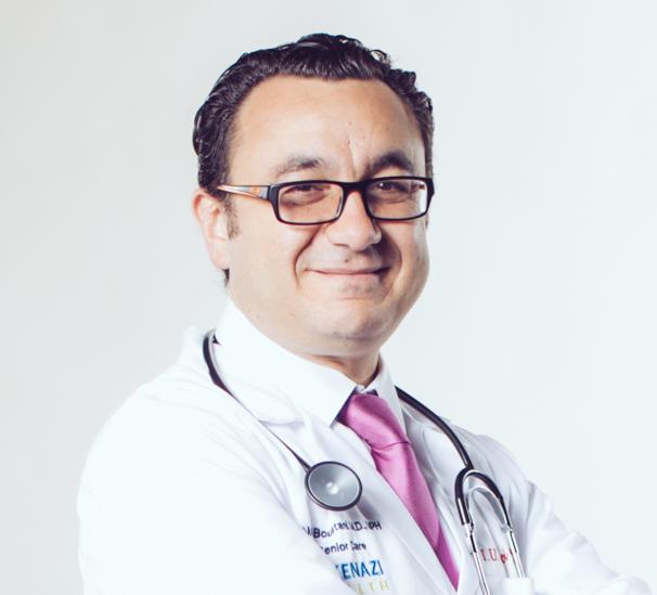 Dr. Malaz Boustani