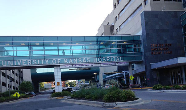 The University of Kansas Medical Center, Kansas City, Kansas.