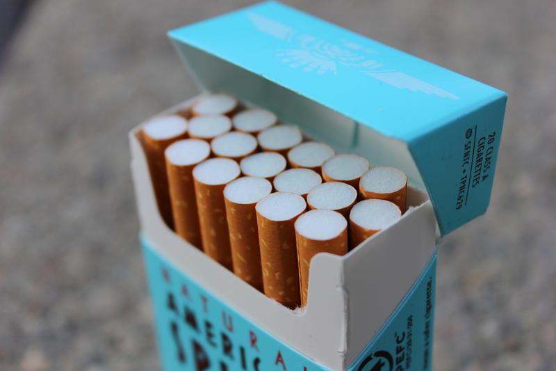 How much cigarettes Marlboro cost in Australia