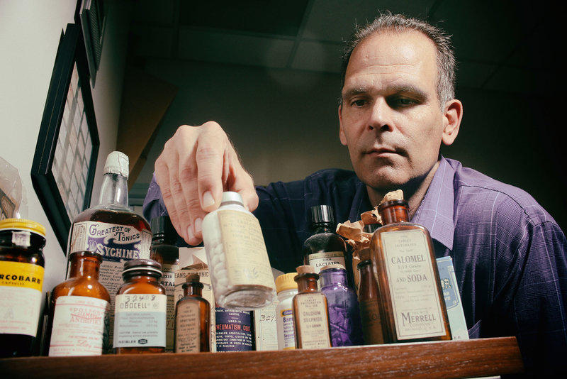 Pharmacist and toxicologist Lee Cantrell tested drugs that had been expired for decades. Most of them were still potent enough to be on the shelves today.