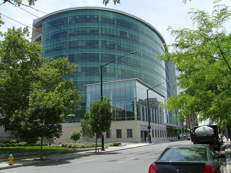 CareSource headquarters in Dayton, Ohio.