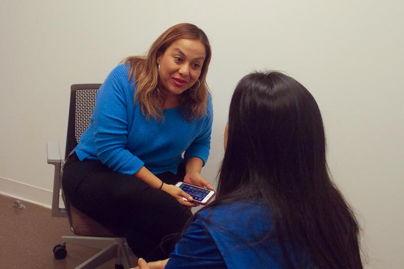 The East Los Angeles Women's Center is opening a domestic violence shelter on the Los Angeles County-USC Medical Center campus. The proximity makes it easier for doctors to ask patients about violence, said Rebeca Melendez.