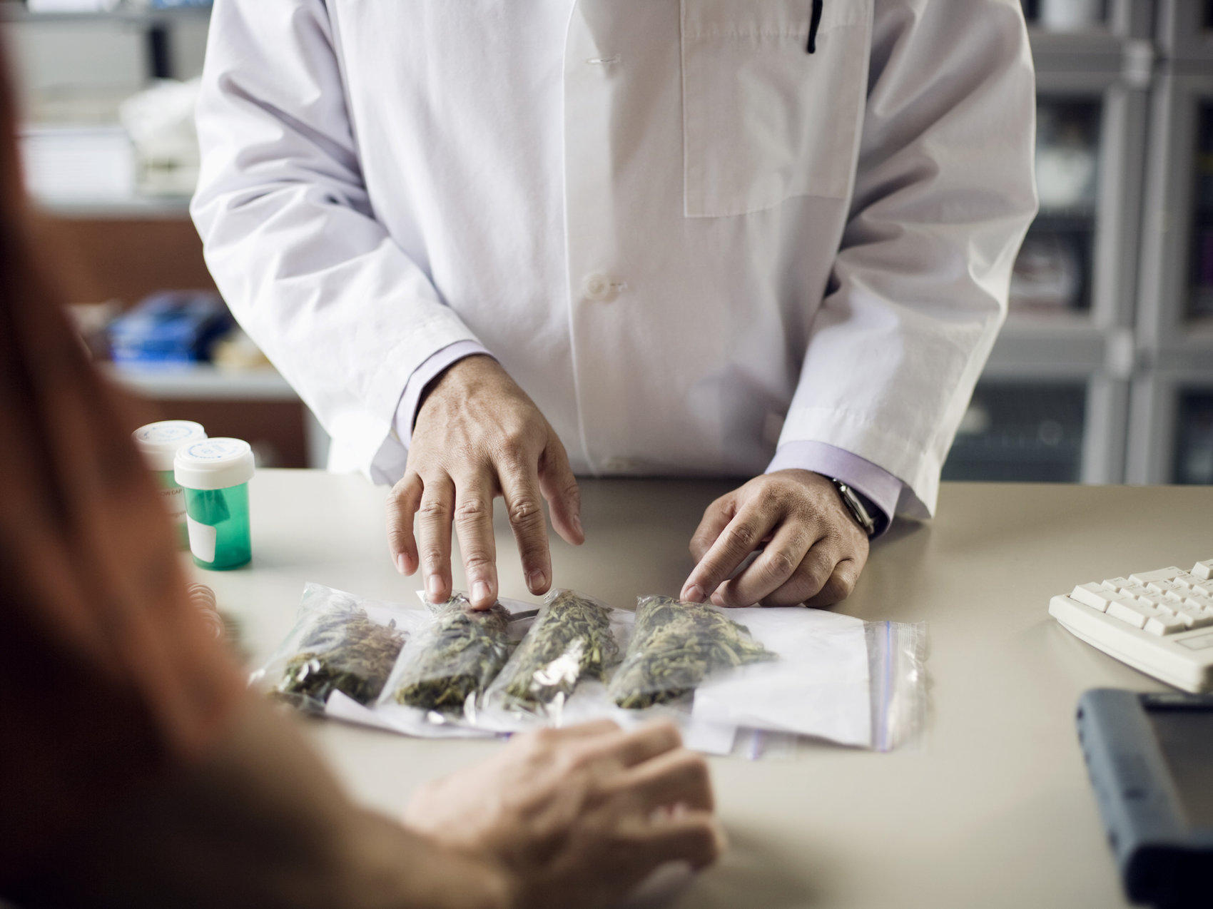 Many cancer patients seek treatment with medical marijuana.