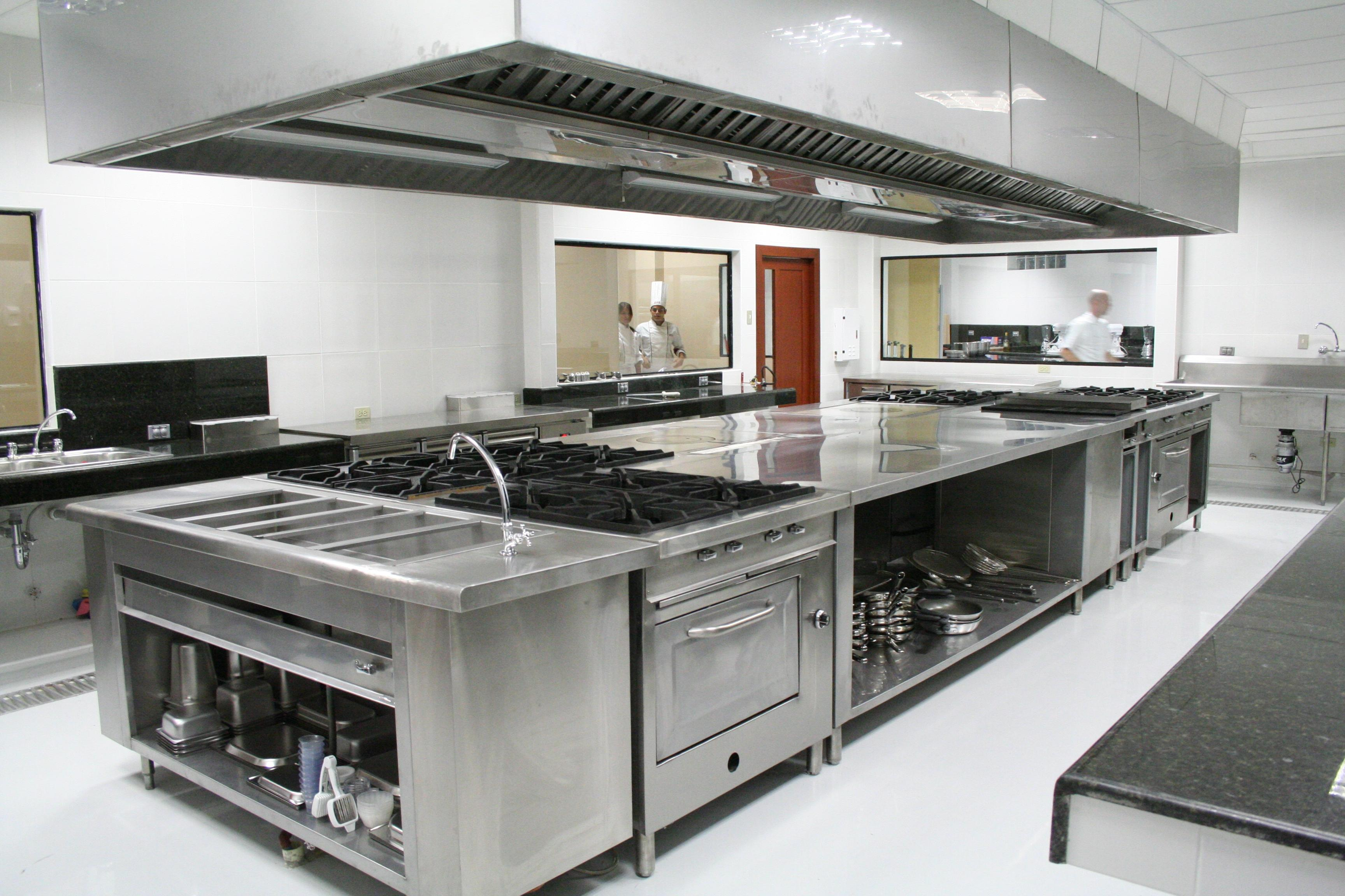Grant Funded Commercial Kitchen To Cook Up Small Business Support Wgcu News