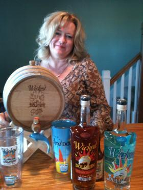 JoAnn Elardo of Cape Spirits