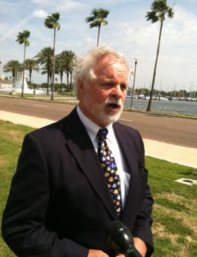 David White, director of the Gulf of Mexico Restoration Campaign for the National Wildlife Federation