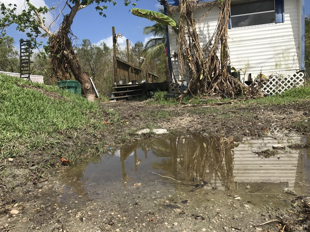 Everglades City Residents Still Without Temporary Housing