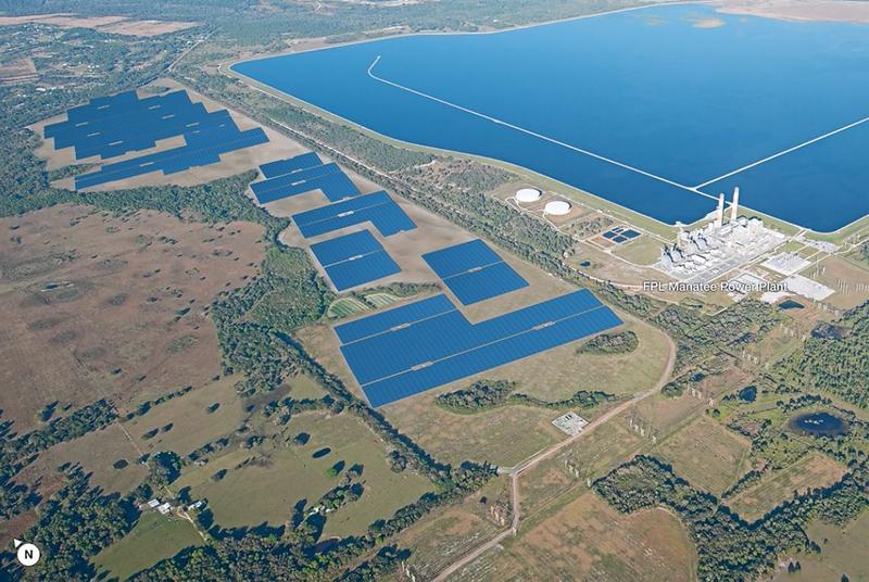 Fpl Breaks Ground On Three Solar Power Plants Wgcu News