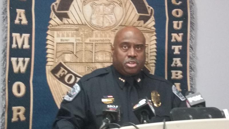 FMPD Chief Derrick Diggs Announces New Body Cam Technology