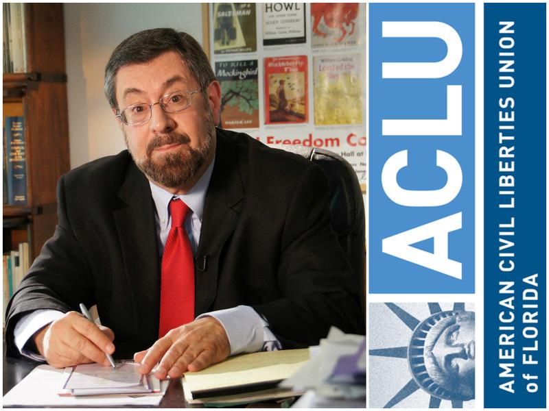 ACLU of Florida Executive Director Howard Simon.