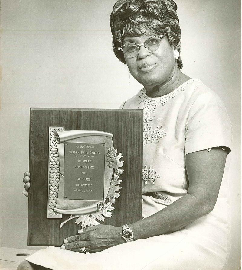 Evelyn Sams Canady