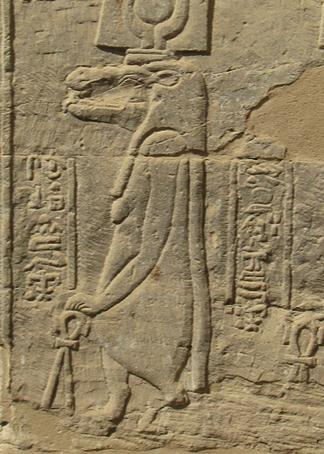 The Egyptian Goddess Tauret, for which the constellation is named