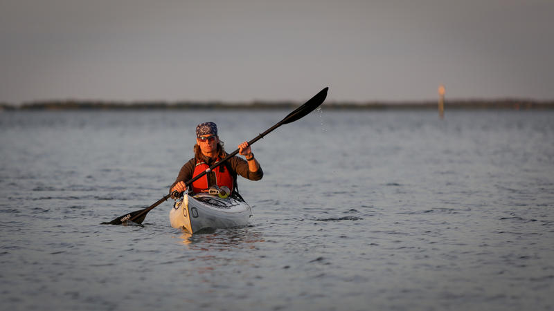 Dirk Rohrbach kayaked the bays, rivers, backwaters and shorelines of Lee County.