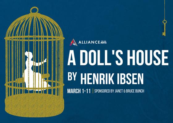 Theatre Conspiracy Presents Henrik Isbens A Dolls House
