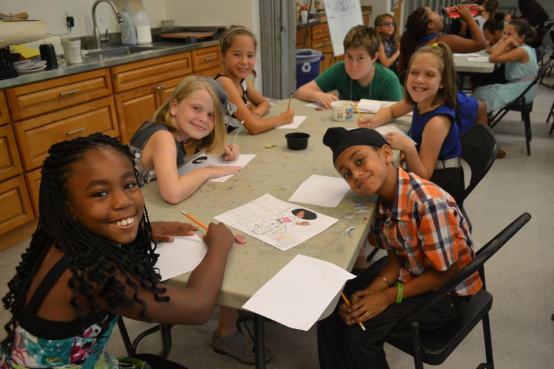 Photo from Past Art Camp