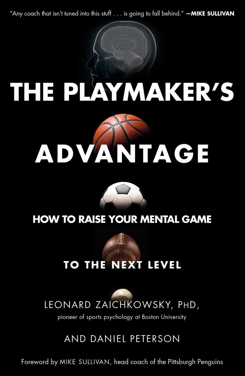The Playaker's Advantage Cover