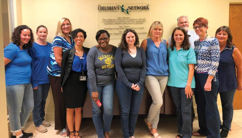 Children's Network of Southwest Florida Staff