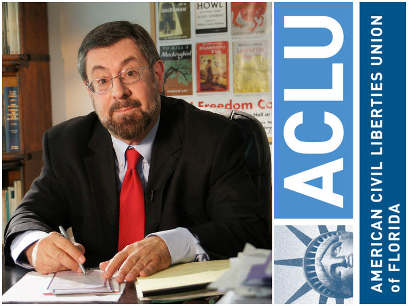ACLU of Florida Executive Director Howard Simon.