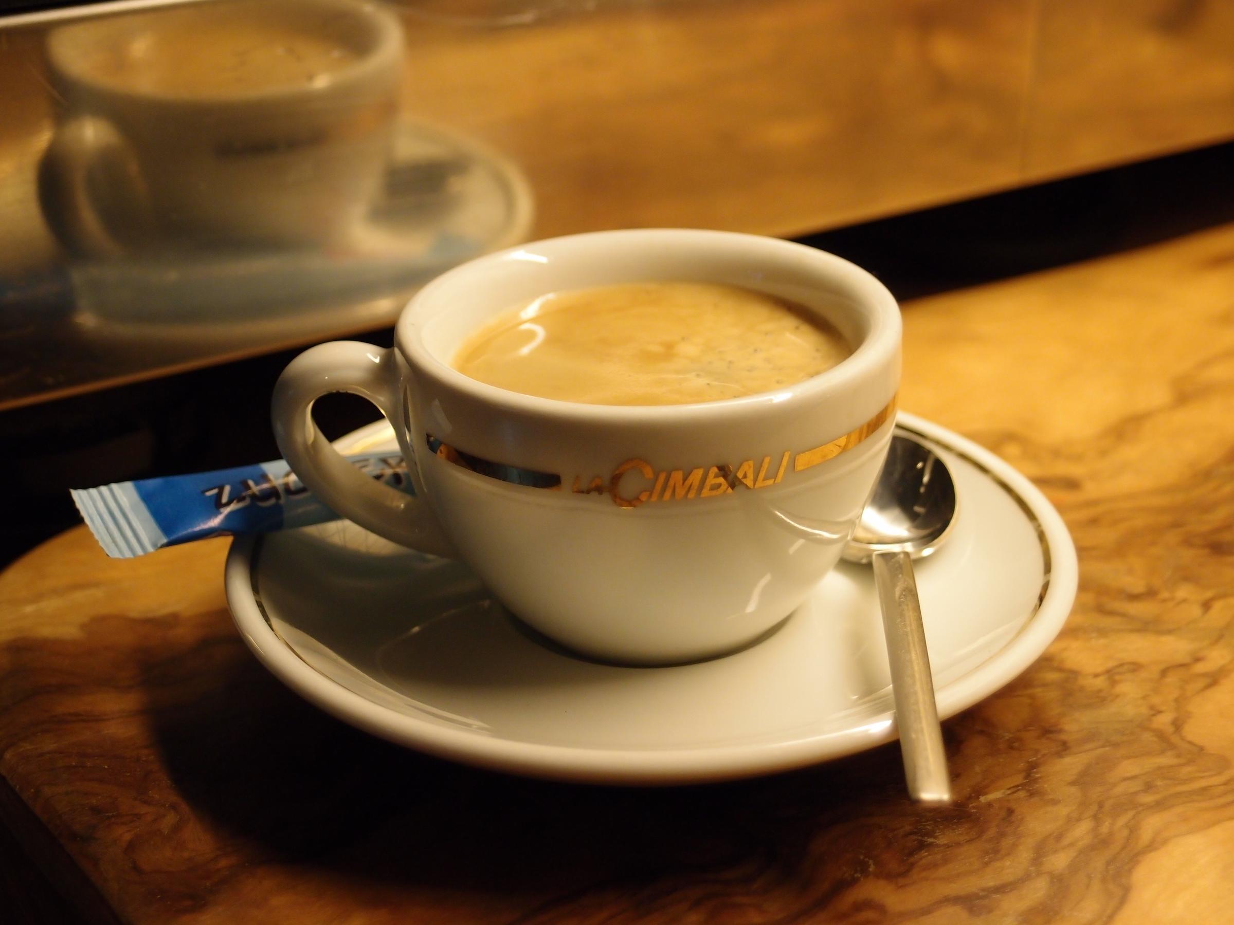 Кофе эспрессо своими руками
