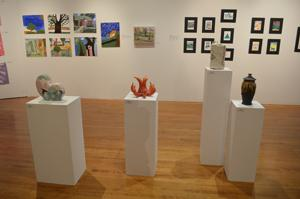 Rover Art Program Exhibition At MCAC