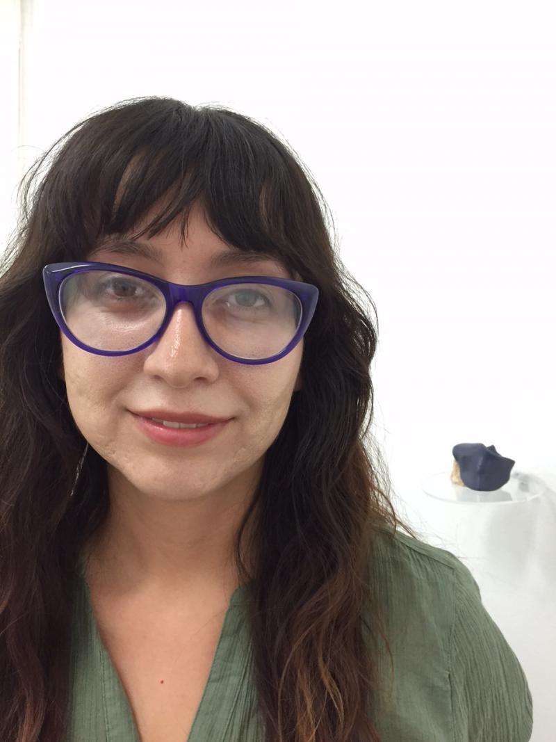 Artist Janet Pulido