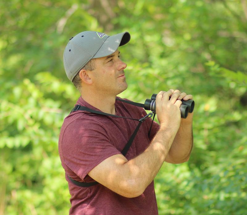 McLean County Illinois Birdwatcher Matt Winks