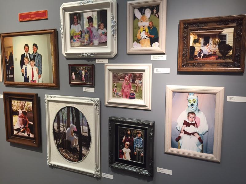 Awkward Family Photos Exhibition