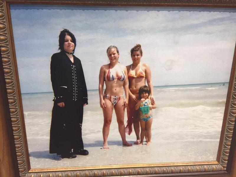 Goth Beach, U.S.A.