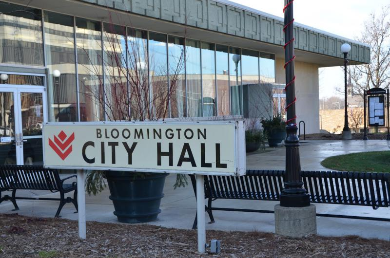 The Bloomington City Council will have a special meeting at 5:45 p.m. Tuesday, followed by its regular meeting at 7.