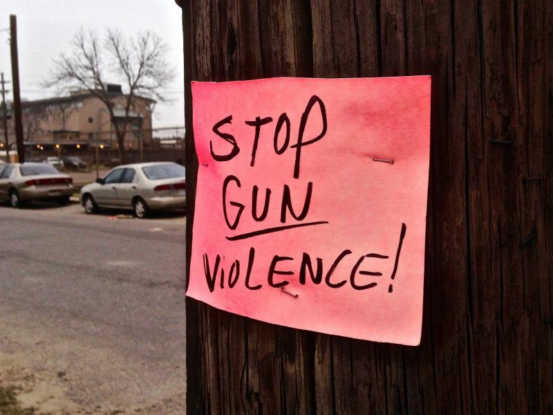 Churches, clergy and grass roots activists are working to stem Chicago's gang violence.