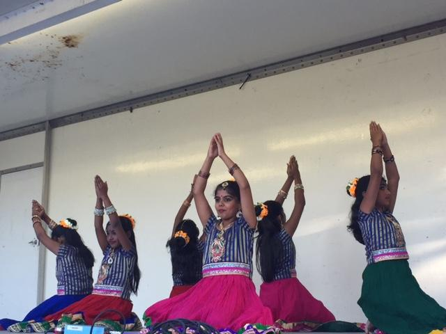 Indian Association Youth Dancers