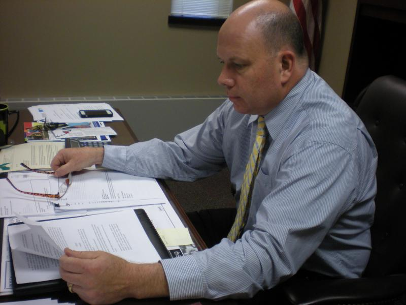McLean County Sheriff Jon Sandage says detention may be a good option for some homeless people with alcohol abuse.