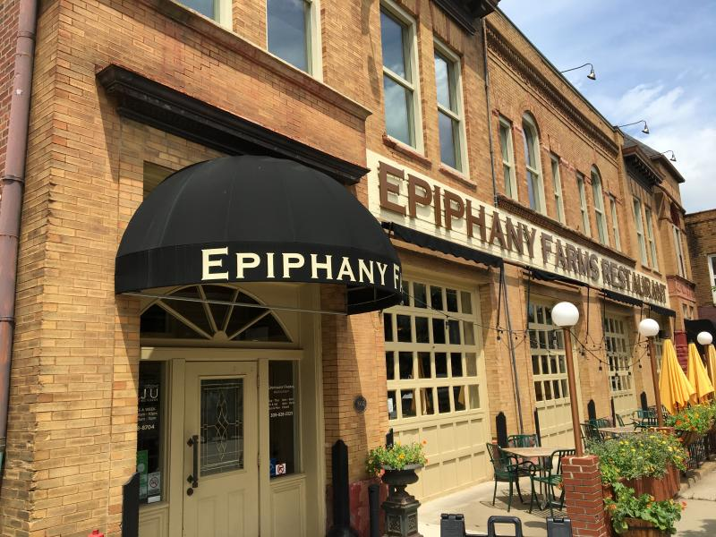 Epiphany Farms Restaurant in Bloomington is an Illinois Made destination