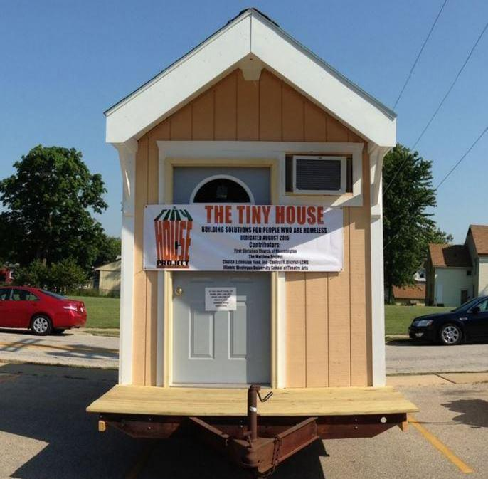 Bloomington Considering Tiny Houses As Partial Homeless Solution