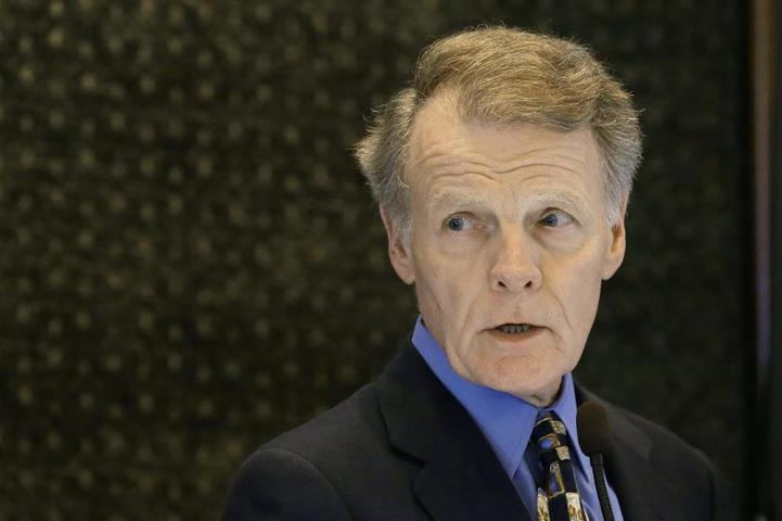 House Speaker Mike Madigan, a Democrat from Chicago.