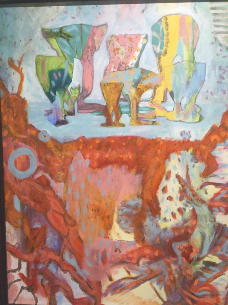 Cassidy was inspired by Dvorak's work.