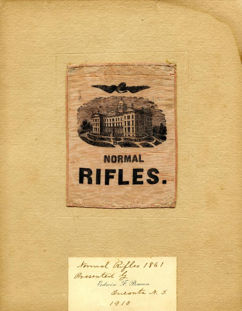 The patch worn by the Normal Rifles.