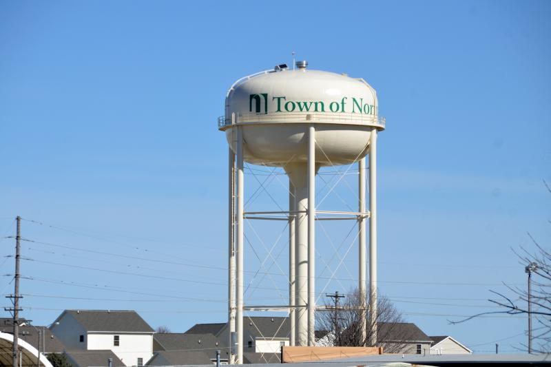 Normal water tower