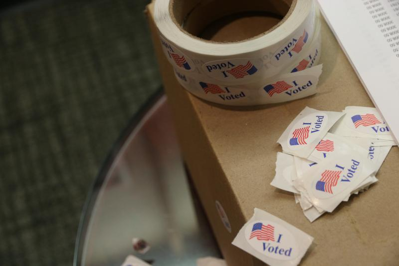 The start of early voting has been pushed back to Feb. 20.