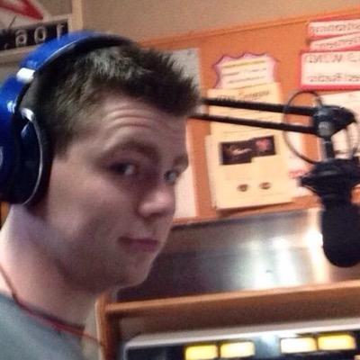 Ben Allison was a student director and deejay at 103.3 WZND.