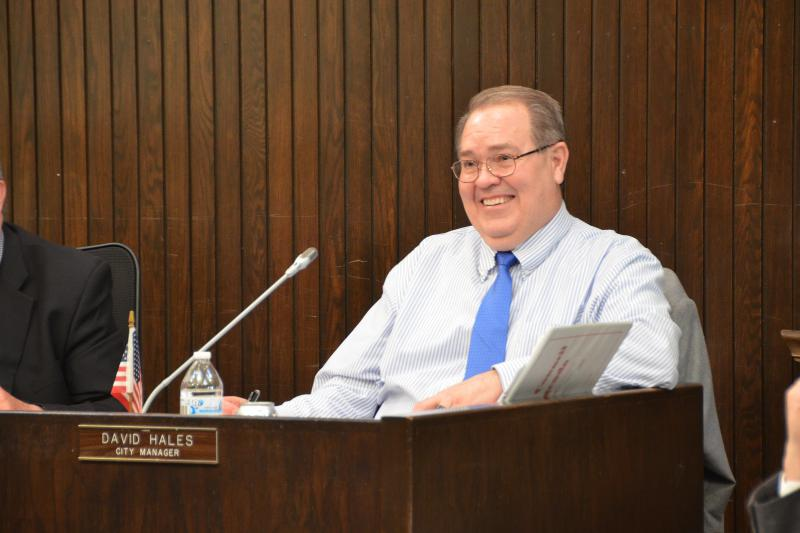David Hales could see an early exit from his new job as Joliet City Manager.