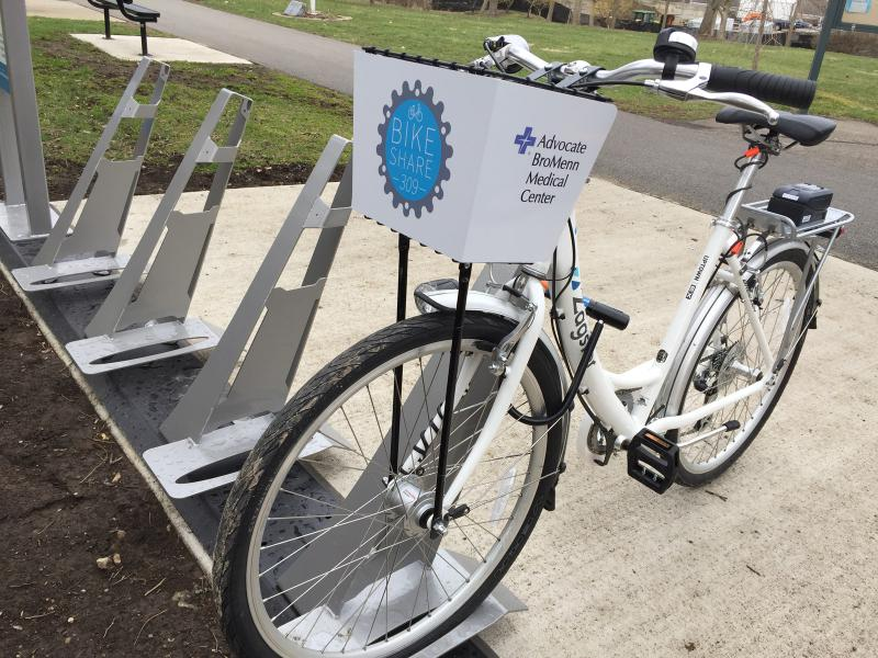 Zagster uses the award-winning Fuji Breezer for its bike sharing programs nation wide.