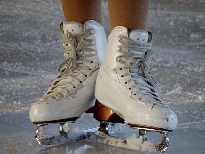 The games we play features into the new show from The Central Illinois Figure Skating Club.