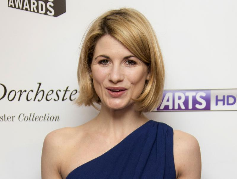 "Jodie Whittaker is the next star of the long-running science fiction TV series ""Doctor Who,"" set to become the first woman to take the leading title role."