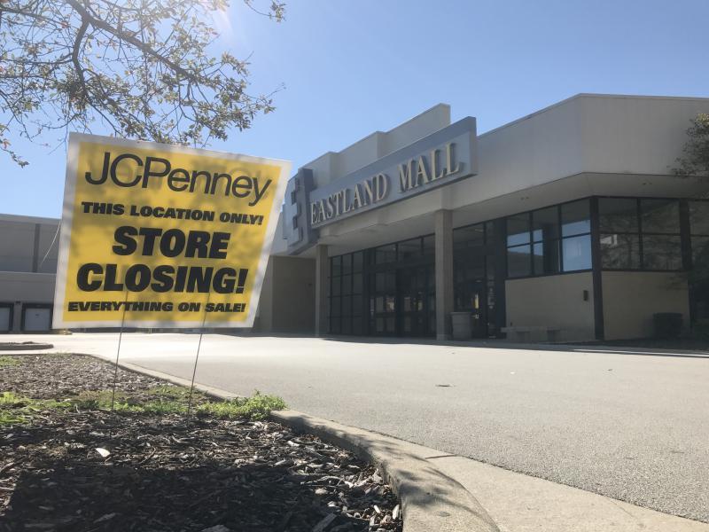 Eastland Mall in Bloomington, seen here Saturday, July 29, 2017.