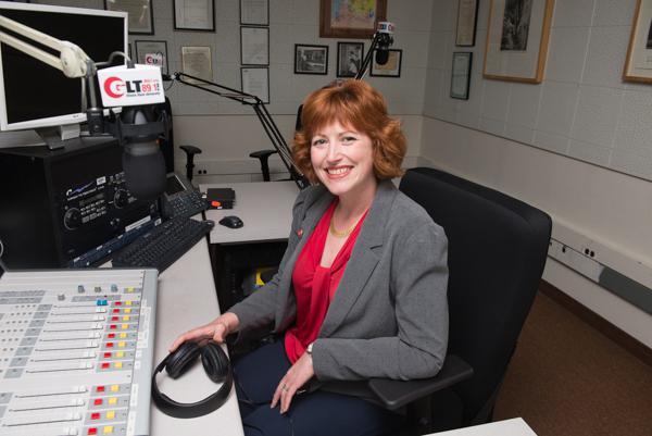 Former GLT staff member Liz Larson.
