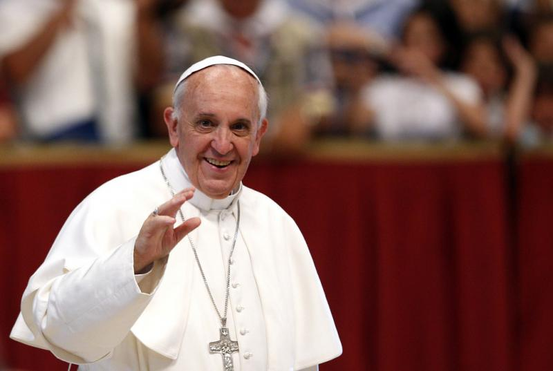 Pope Francis is asking young Catholics to fill out an online survey asking them to tell him about their lives.