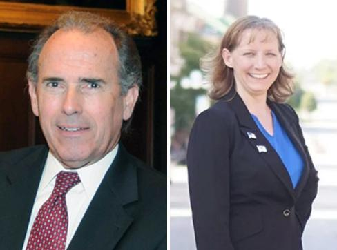 State Rep. Keith Sommer, R-Morton, would face Democrat Jill Blair in November's general election.