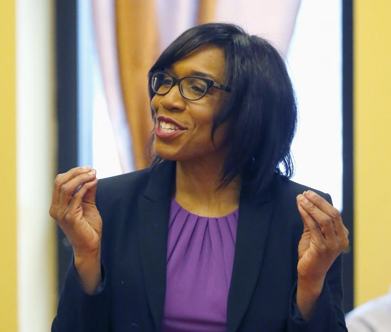 State Rep. Juliana Stratton, D-Chicago.
